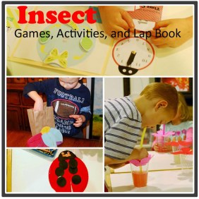 Insect Thematic Unit {DaddysTractor.com}