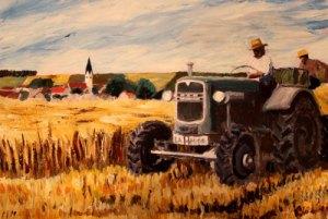a modern farmer