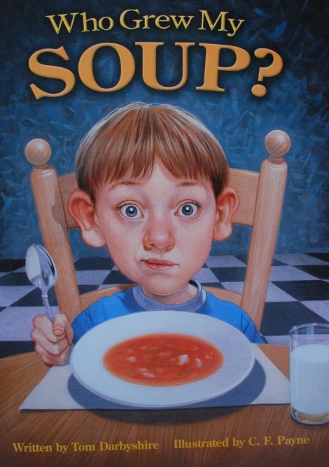 Who Grew My Soup, a Farm Lesson plan