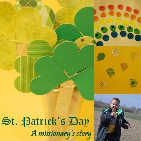 St. Patrick's Day, a missionary's story