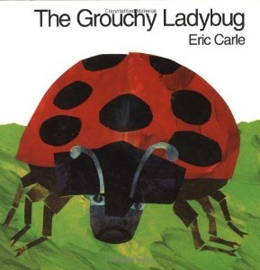 The Grouch Ladybug lapbook or center activities {DaddysTractor.com}