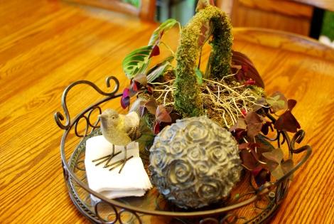 Moss basket