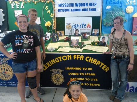 Lexington FFA
