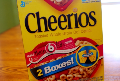 IMHO, the one and only Cheerios.