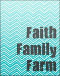 Free Farm Family printable