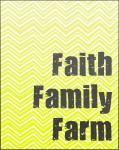 Free Farm Family printable