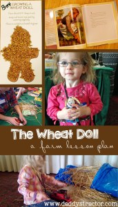 The Wheat Doll Lesson Plan