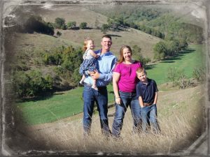 My farm family is voting Yes on Missouri's Constitutional Amendment 1