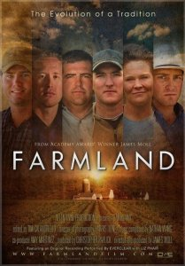 This is how food is grown in America.  FARMLAND documentary