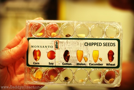 A look inside Monsanto to see what a GMO really is