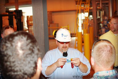 My tour of an ethanol plant
